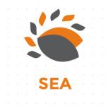 SEA new logo